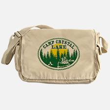 Camp Crystal Lake Messenger Bag