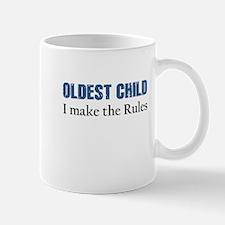 OLDEST CHILD Mugs