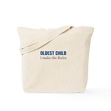 OLDEST CHILD Tote Bag