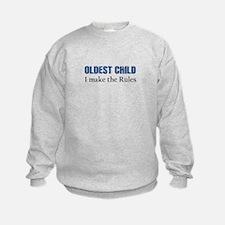 OLDEST CHILD Sweatshirt