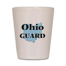 Ohio Guard Shot Glass