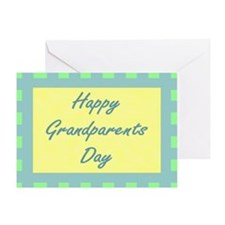 Happy Grandparents Day Greeting Card