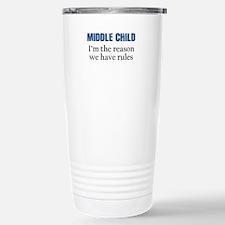 MIDDLE CHILD Travel Mug