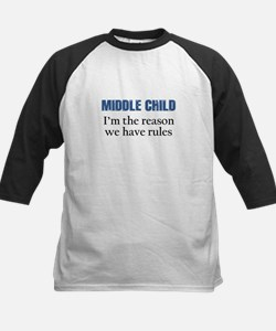 MIDDLE CHILD Baseball Jersey
