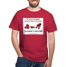 Shellfish Allergy T-Shirt