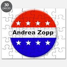 Vote Andrea Zopp Puzzle