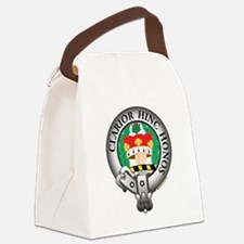 Buchanan Clan Canvas Lunch Bag