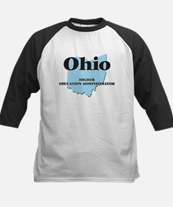 Ohio Higher Education Administrato Baseball Jersey