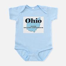 Ohio Higher Education Administrator Body Suit