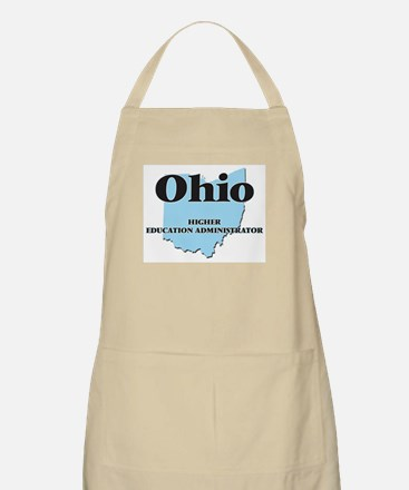 Ohio Higher Education Administrator Apron