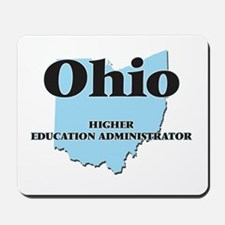 Ohio Higher Education Administrator Mousepad