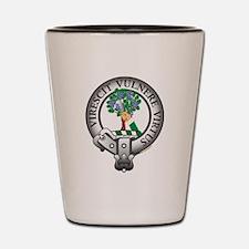 Burnett Clan Shot Glass