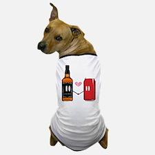 jack and coke Dog T-Shirt