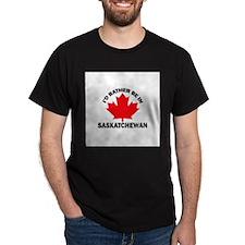 I'd Rather Be in Saskatchewan T-Shirt