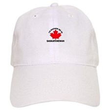 I'd Rather Be in Saskatchewan Baseball Cap