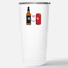 jack and coke Travel Mug