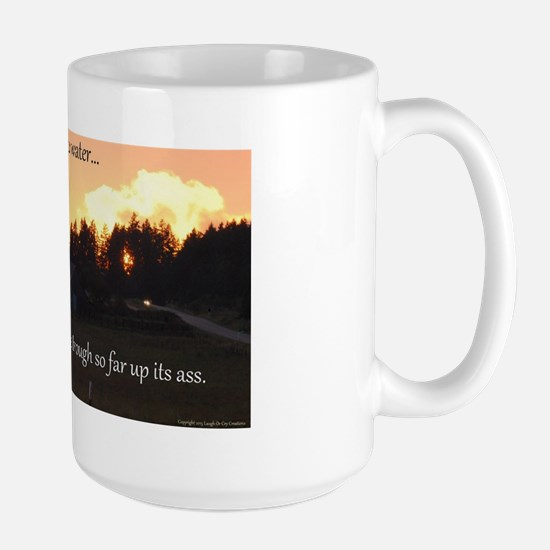 SunsetBarn Large Mug