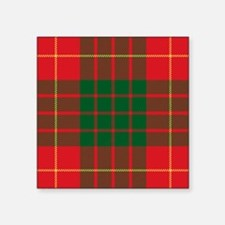 "Cameron Clan Square Sticker 3"" x 3"""