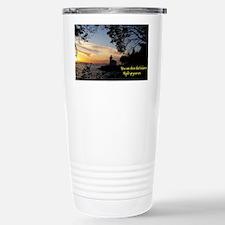 You crack me up Travel Mug