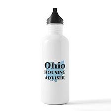Ohio Housing Adviser Water Bottle