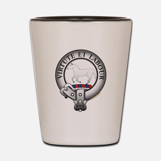 Cochrane Clan Shot Glass
