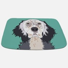English Setter Bathmat