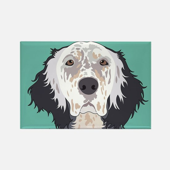 English Setter Magnets