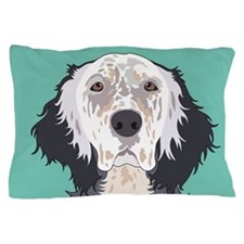 English Setter Pillow Case