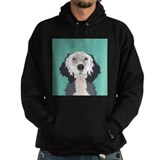 English setter Dark Hoodies