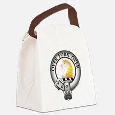 Cunningham Clan Canvas Lunch Bag