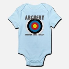 Archery, Cheaper Than Therapy Body Suit