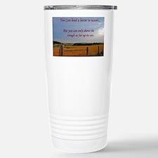 Cute Wordsworth let nature be your teacher Travel Mug