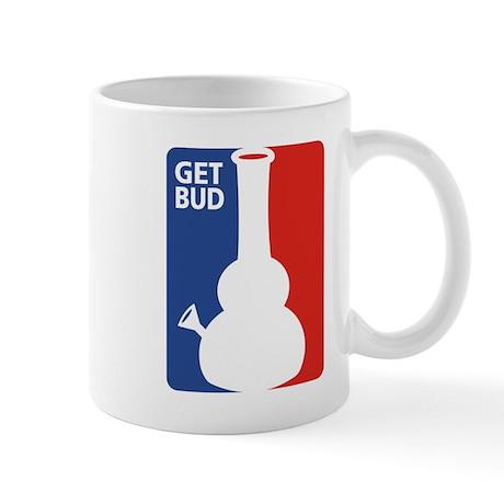 Getbud Association logo Mug