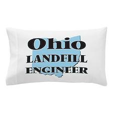 Ohio Landfill Engineer Pillow Case
