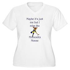I miss Minnesota Moose T-Shirt