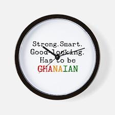 be ghanaian Wall Clock