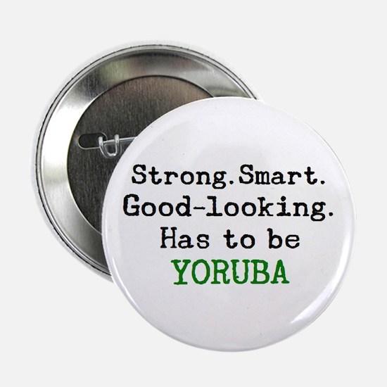 """be yoruba 2.25"""" Button"""