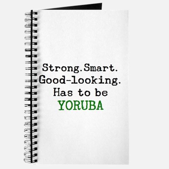 be yoruba Journal