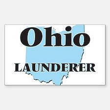 Ohio Launderer Decal