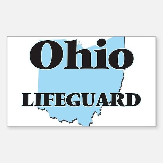 Ohio Lifeguard Decal