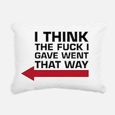 Cool Online Rectangular Canvas Pillow