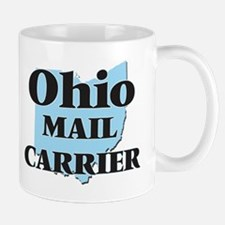 Ohio Mail Carrier Mugs