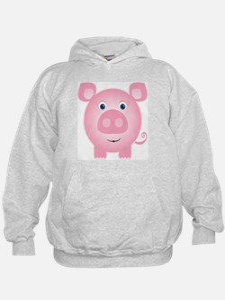 Funny Pig Hoodie
