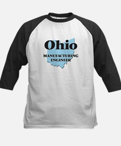 Ohio Manufacturing Engineer Baseball Jersey