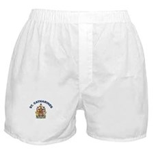 St. Catharines Coat of Arms Boxer Shorts