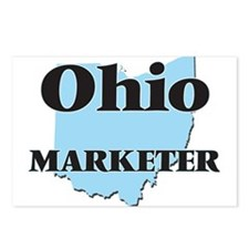 Ohio Marketer Postcards (Package of 8)