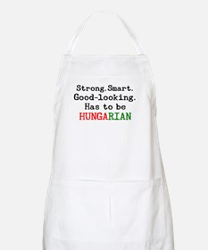 be hungarian Apron