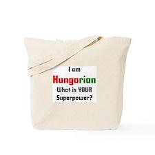 i am hungarian Tote Bag