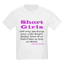 Unique Short or girl T-Shirt