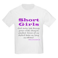 Cool Short girls T-Shirt